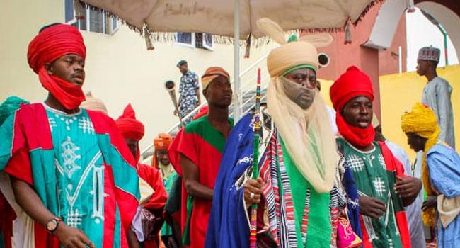 Emir Of Bichi Hosts Durbar Festival