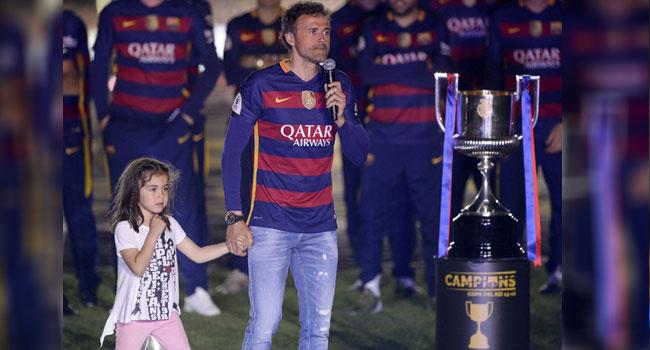 Luis Enrique's Nine-Year-Old Daughter Dies Of Cancer