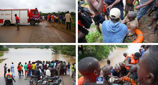 At Least One Killed In Abuja Flood