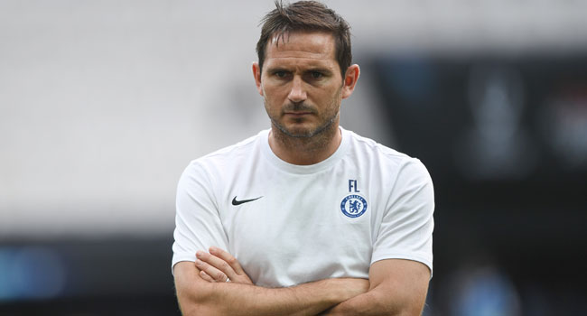 Lampard Rules Out Managing Spurs After Mourinho Appointment