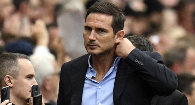 'It Wasn't A 4-0 Game': Lampard Frustrated By Chelsea Thrashing