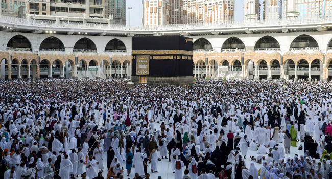 More Than Two Million Muslims On Hajj Pilgrimage