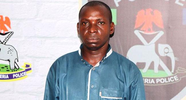 BREAKING! Taraba Killing: Police Re-Arrest Suspected Kidnapper, Wadume