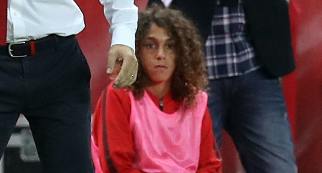 Man United Sign Monaco Wonderkid Hannibal Mejbri