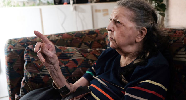 'I Put Two Bullets In German Officer's Head' Recalls French Resistance Heroine