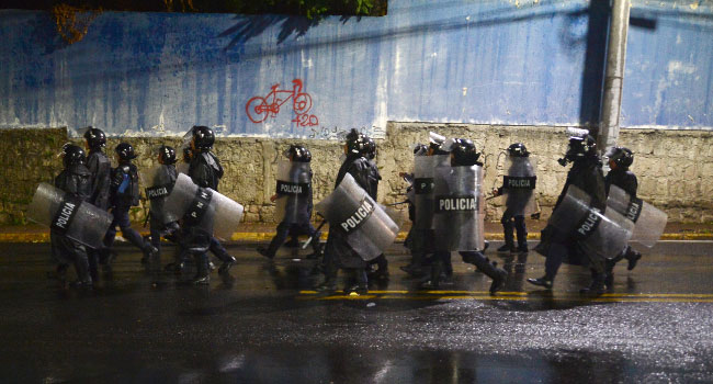 Three Killed, Seven Injured In Honduras Soccer Riots