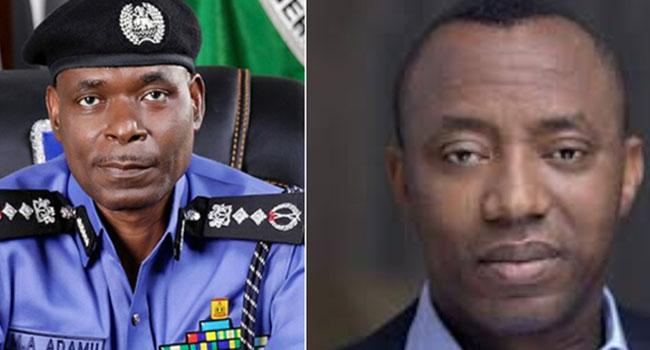 Planned 'Revolution' March, A Treasonable Felony – IGP