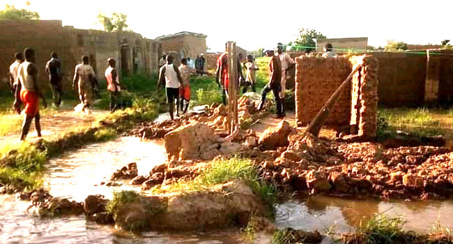 Six Killed As Floods Displace Over 600 In Jigawa