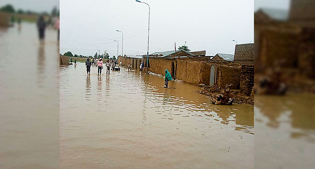 Hundreds Of Families Displaced After Flood Hits Jigawa