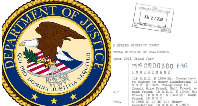 Full List Of Nigerians Named In Massive Fraud, Money Laundering In US
