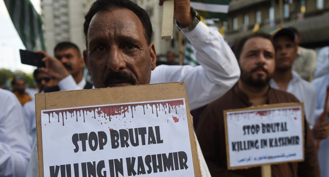 Two Killed In Kashmir As Trump Offers To Mediate