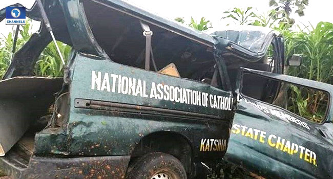 Two Corps Members Killed In Katsina Road Accident