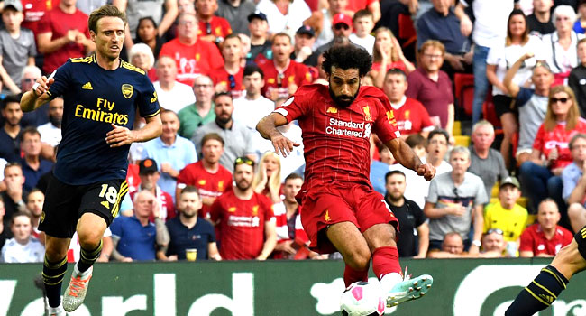 Salah Stars As 'Greedy' Liverpool Beat Arsenal