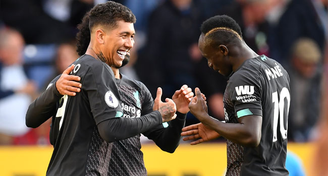 Liverpool Record 13th Straight Premier League Win At Burnley