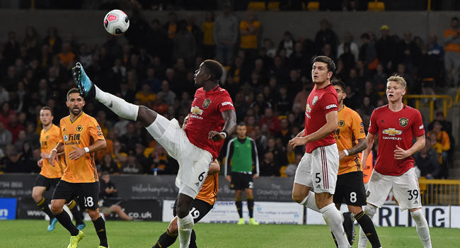 Wolves Hold United After Pogba's Penalty Woe
