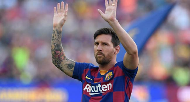 Messi Out With Injury Ahead Of La Liga Restart
