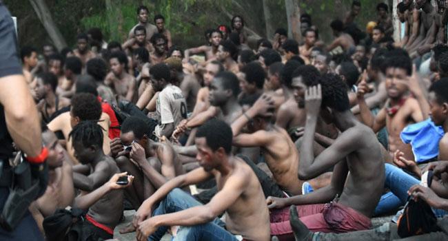 155 Migrants Force Entry Into Spain's Ceuta Enclave