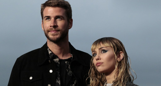 Miley Cyrus And Liam Hemsworth To Separate – Reports