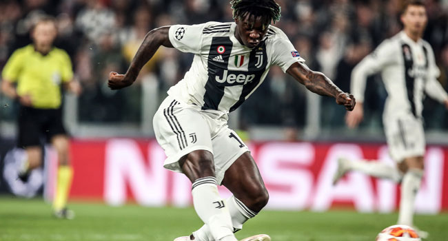 Moise Kean Pens Five-Year Contract With Everton
