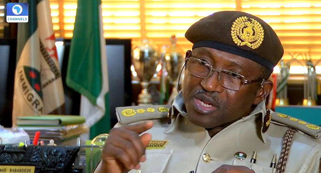 Nigeria Uploads 150,000 Stolen, Lost Travel Documents To INTERPOL System