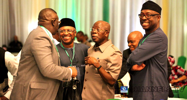 Presidential Retreat For Ministers-Designate In Pictures