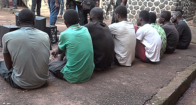 Police Arrest Suspected Killers Of Priests, Others In Enugu