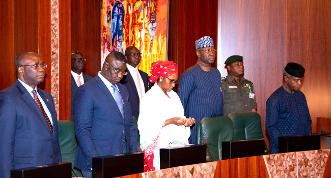 Nigerian Govt To Recover N614bn Budget Support From 35 States