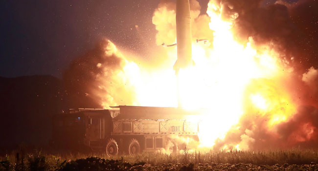 North Korea's Latest Missile Test Undermines International Peace Efforts – EU