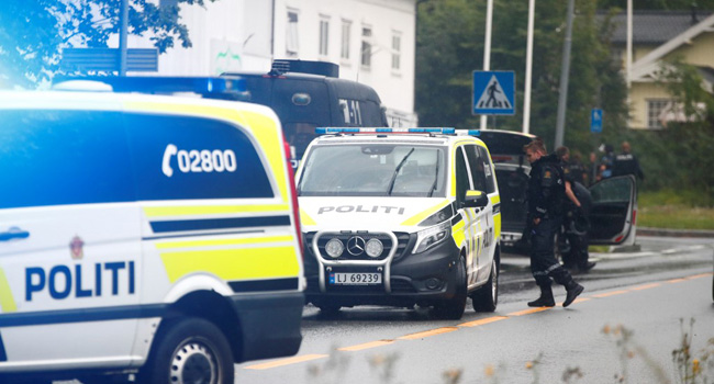 Norway Mosque Shooting Being Probed As 'Act Of Terror' – Police