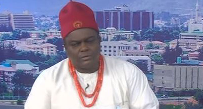 The Ministers Were Not Asked The Right Questions, Godson Okoye Insists