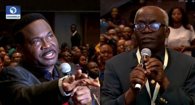 Falana, Ozehkome, Exchange Words Over Ex-CJN Onnoghen's Case