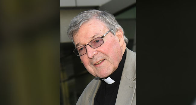 Australia's Cardinal Pell Loses Child Sex Abuse Appeal