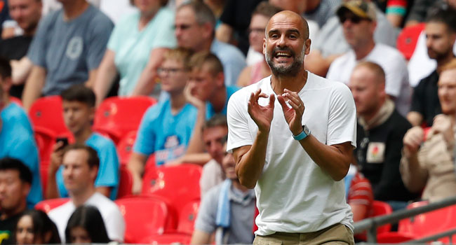 Guardiola Wary Of Man United Recent Form Ahead Of Derby Clash