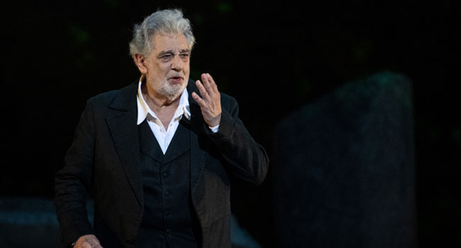 Opera Legend Placido Domengo Faces Probe Over Sexual Harassment Claims