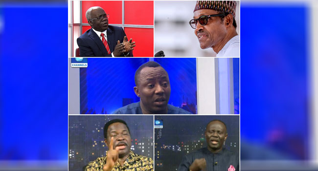 'If Revolution Is A Crime, Then Why Were APC Leaders Not Charged?' – The Week In Quotes