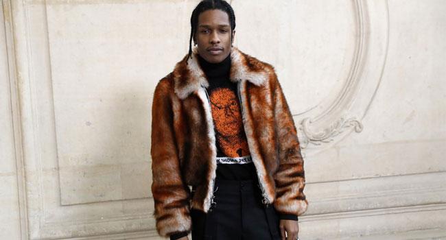 US Rapper A$AP Rocky Released Until Assault Verdict On August 14