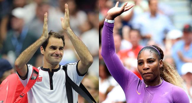 Federer, Serena Breeze Into US Open Last 16 But Nishikori Out