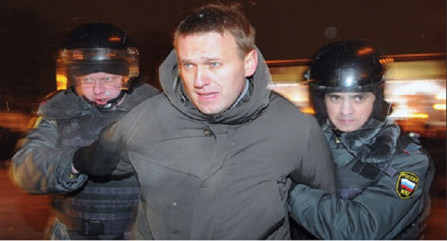Putin's Opponent Navalny Freed After 30 Days In Jail