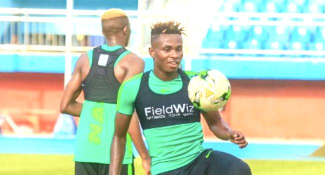 Super Eagles Forward, Samuel Chukwueze Rejoins Villareal