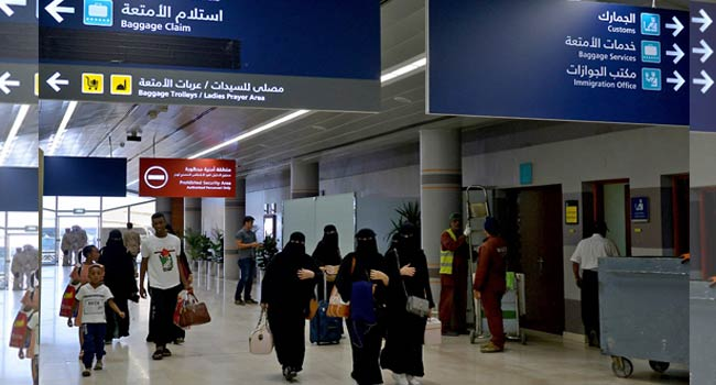 Saudi Arabia Finally Allows Women To Travel Without 'Male Guardian Approval'