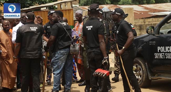 Police Arrest Nine In Shasha Violent Attack