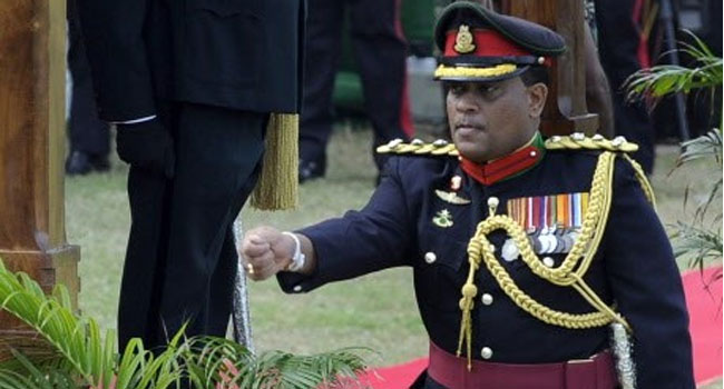 Sri Lanka Army Chief's Appointment Violates Human Rights – UN