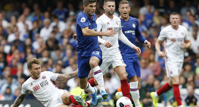 Sheffield United Fight Back To Share Points With Chelsea