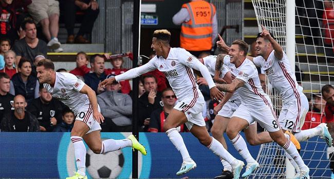 Sheffield United Earn First Win Back In The Premier League