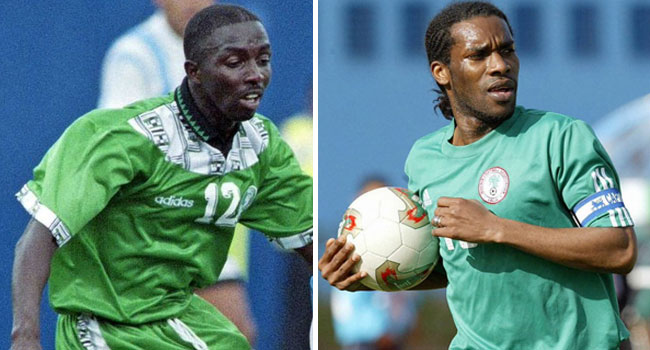 FIFA, UEFA, Others Shower Praises As Okocha And Siasia Celebrate Birthdays