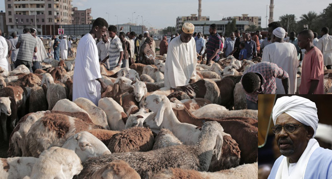 Sudan's Muslims Mark First Post-Bashir Eid With Muted Celebrations