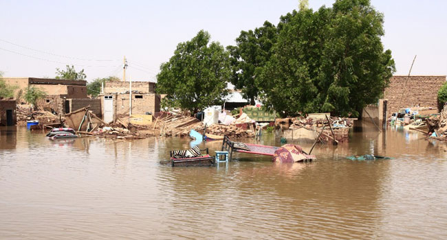 'My Entire Home Is Destroyed', Sudan Villagers Lament Over Nile Floods