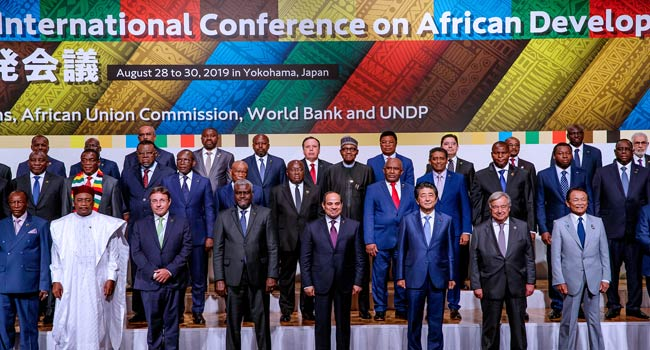 'We Believe In Africa,' Prime Minster Abe Says At TICAD Opening Ceremony