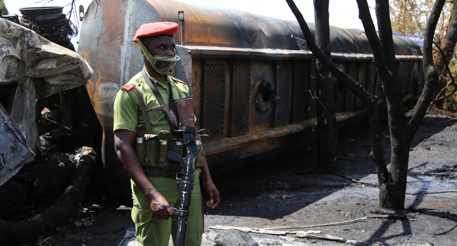 Death Toll From Tanzania Tanker Explosion Hits 100