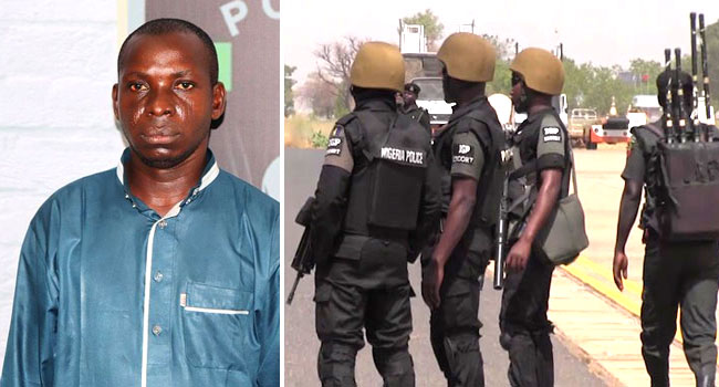 VIDEO: Re-Arrested Taraba Kidnap Suspect Speaks About Capture